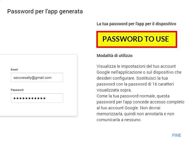 Mikrotik GMail Password To Use