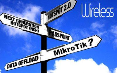 MikroTik e Hotspot 2.0 (802.11u e/o Wi-Fi Certified Passpoint), guardate cosa ho scoperto!